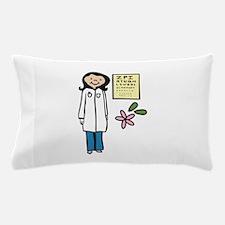 Female Doctor Pillow Case