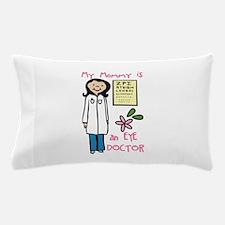 Eye Doctor Pillow Case