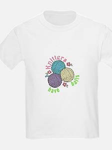 Yarn Balls T-Shirt
