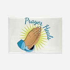 Prayer Heals Magnets