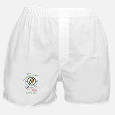 Cross Stitcher Boxer Shorts