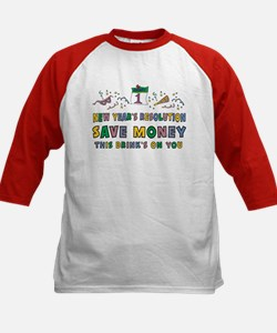 Funny New Year's Resolution Tee