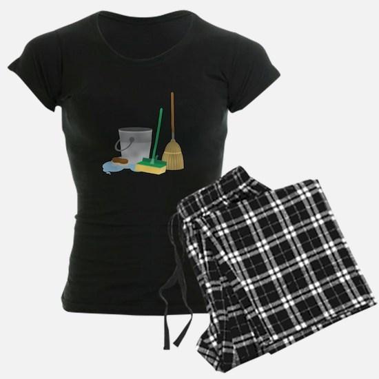 Cleaning Supplies Pajamas