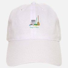 Keep it Clean Baseball Baseball Baseball Cap
