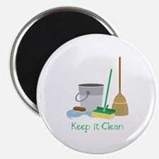 Keep it Clean Magnets