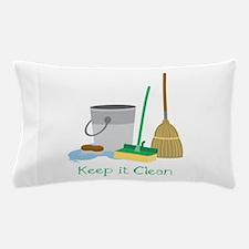 Keep it Clean Pillow Case