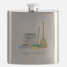 Keep it Clean Flask