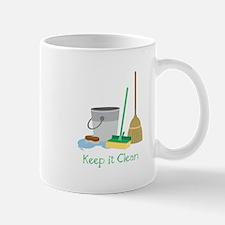 Keep it Clean Mugs