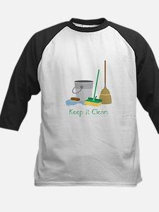 Keep it Clean Baseball Jersey