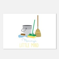 Little Maid Postcards (Package of 8)