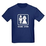 Game Over Kids Dark T-Shirt