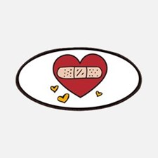 Valentine Band Aid Patch