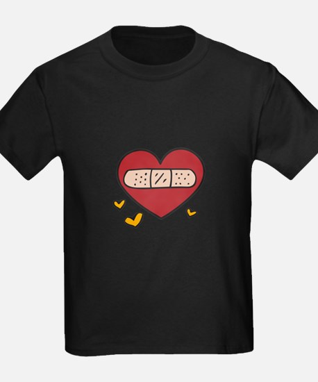 Valentine Band Aid T-Shirt