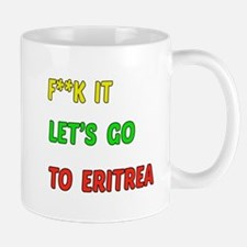 Let's go to Eritrea Mug