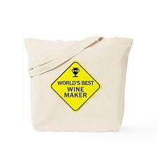Wine Maker Tote Bag