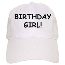 Birthday Girl Baseball Cap
