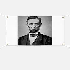 Abraham Lincoln Banner