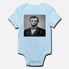 Abraham Lincoln Body Suit