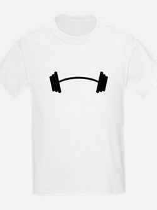 Barbell Weight T-Shirt