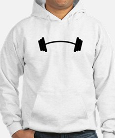 Barbell Weight Hoodie