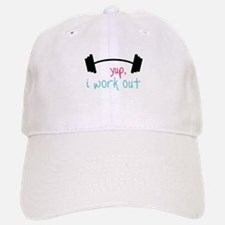 Work Out Baseball Baseball Baseball Cap