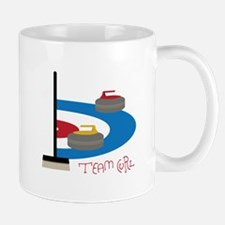Team Curl Mugs