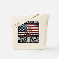 Cute 2nd amendment Tote Bag