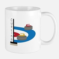Curling Sport Mugs