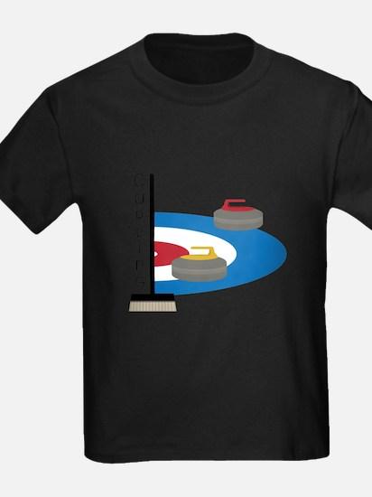 Curling Sport T-Shirt