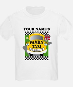 PersonFamilyTaxi T-Shirt