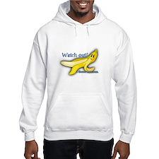 I Throw Bananas Hoodie