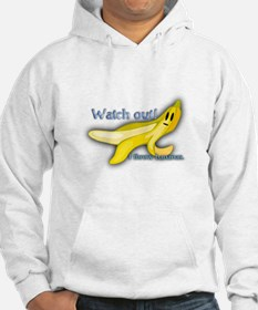 I Throw Bananas Jumper Hoody