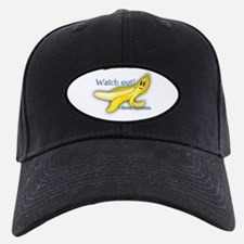 I Throw Bananas Baseball Hat
