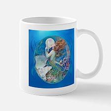 Erotic, Sensual Clive Pearl Mermaid Mugs