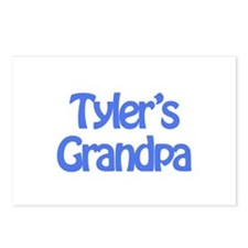 Tyler's Grandpa Postcards (Package of 8)