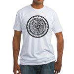 Poe Vignette 10 Fitted T-Shirt