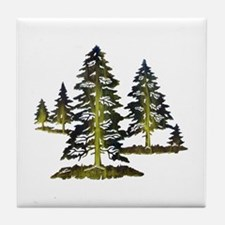 FOREST Tile Coaster