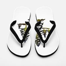 FOREST Flip Flops