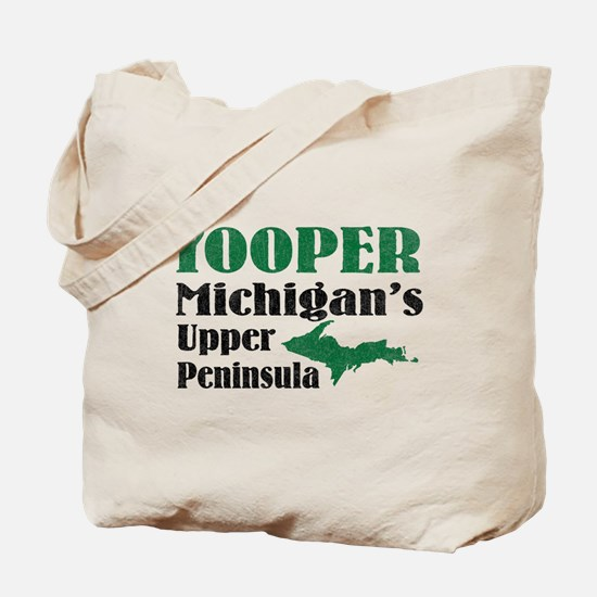 Yooper Michigan's U.P. Tote Bag
