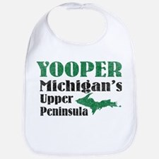 Yooper Michigan's U.P. Bib