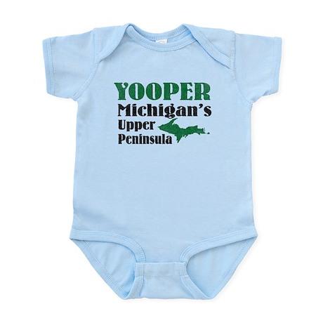 Yooper Michigan's U.P. Infant Bodysuit