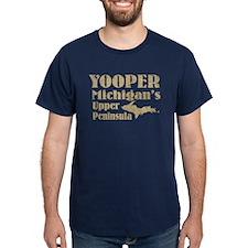 Yooper Michigan's U.P. T-Shirt