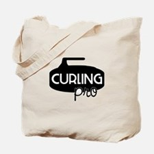 Curling Pro Tote Bag