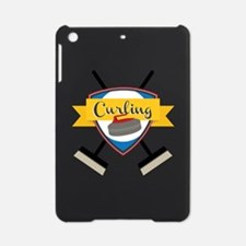 Curling Logo iPad Mini Case
