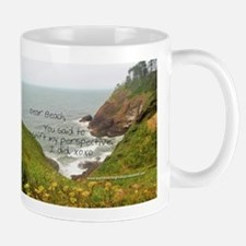 Love Notes To The Beach Shift My Perspective Mugs