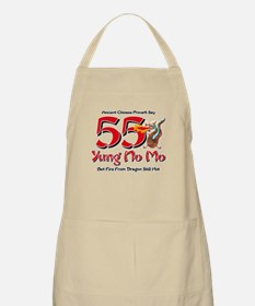 Yung No Mo 55th Birthday Apron