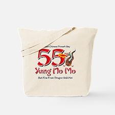 Yung No Mo 55th Birthday Tote Bag