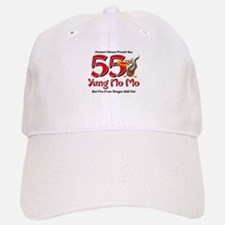 Yung No Mo 55th Birthday Baseball Baseball Cap