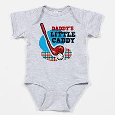 Daddy's Little Caddy Baby Bodysuit