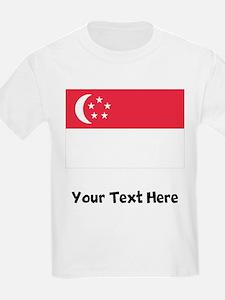 Singaporean Flag T-Shirt